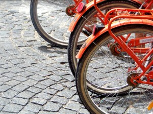 bicicleta em buenos-aires