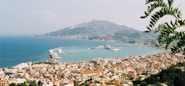 A paradisíaca ilha grega de Zakynthos