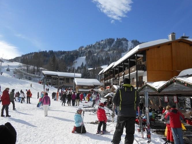 estação esqui europa