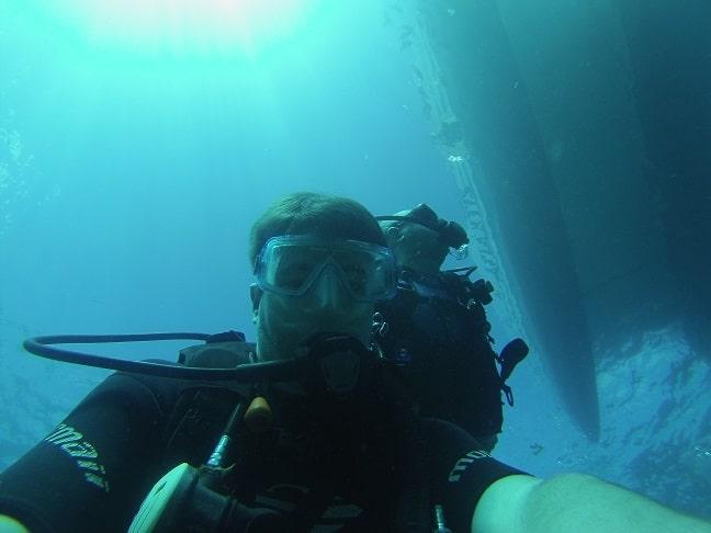 mergulhar em fernando de noronha