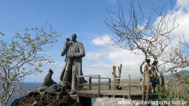 Galápagos Charles Darwin