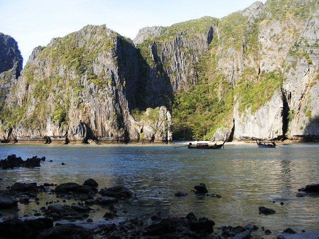 praia-filme-maya-beach-tailandia