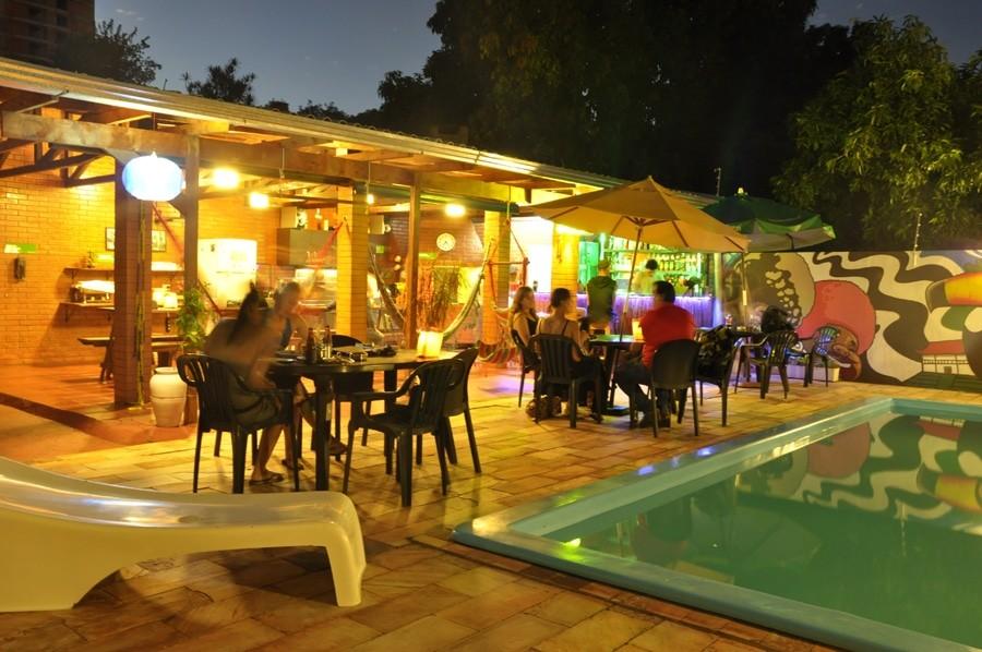 O Hostel Bambu, em Foz, é um dos melhores hostels do Brasil -e da América do Sul