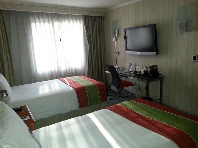 hotel santiago chile