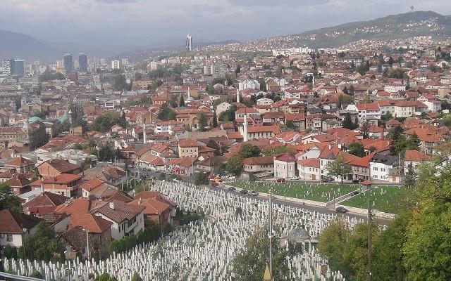 guerra na bosnia