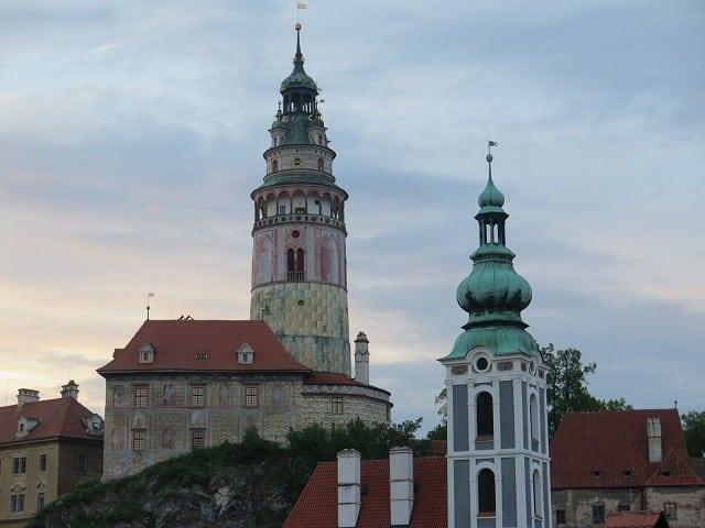 cidade medieval na europa