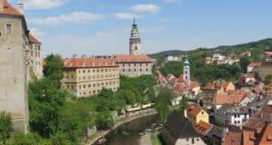 Cidades turísticas na Europa