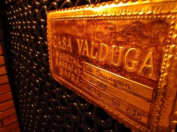 A Casa Valduga é uma das mais visitadas da região - foto: Fabrício Matos