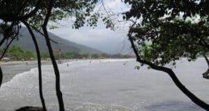 Praia de Itamambuca - Ubatuba