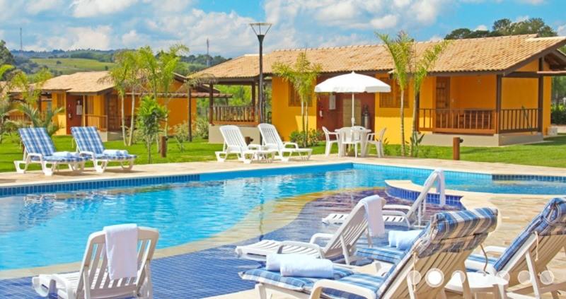 Pousada do Paiol, em Atibaia, destino para viagens curtas de final de semana.