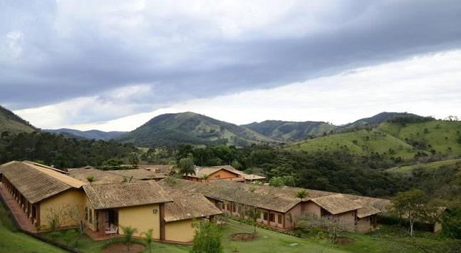 Cavalgadas, trilhas e pesca em Eco Resort, em Amparo, no interior de SP