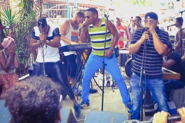 A magia da música cubana está em todos os lugares