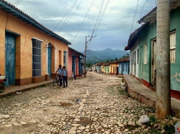 Trindad é uma cidade colonial em Cuba que lembra Paraty