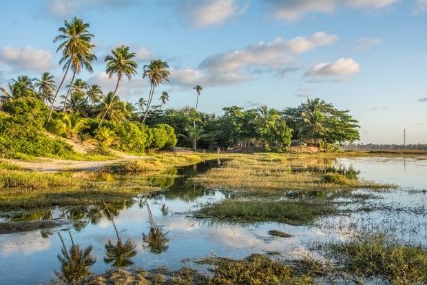 Vale a pena conhecer o paraíso rústico de Arembepe, reduto hippie perto de Salvador