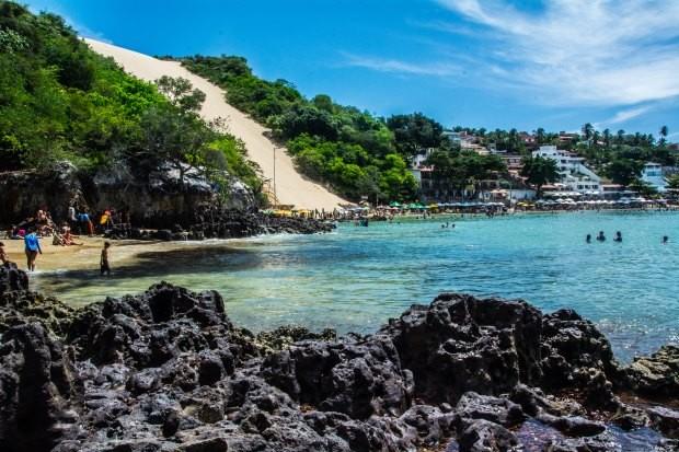 hotéis na praia