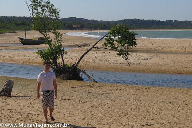 melhores praias de Porto Seguro