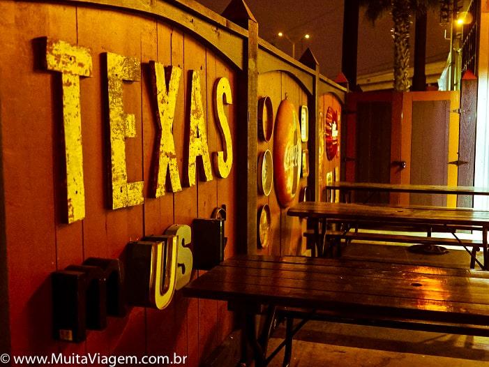 Bar em San Antonio