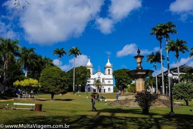 centro histórico Vassouras RJ