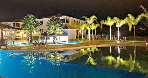 O Santissimo Resort no interior de MG é uma opçào para ficar na cidade de Tiradentes