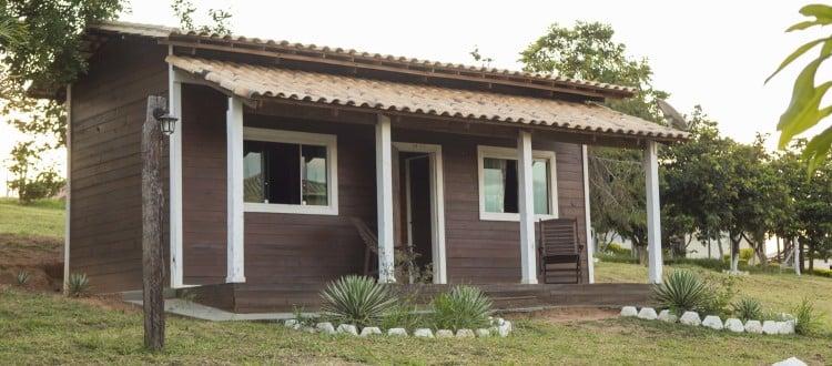 Os hotéis-fazenda perto de BH tem opções românticas para casais, como chalés e quartos com banheira