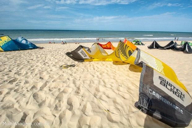 praias perto de Fortaleza