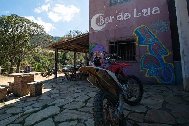 Bar em São Tomé das Letras