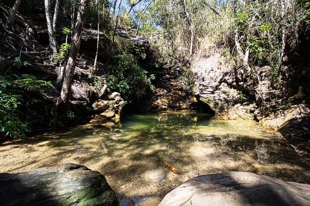 cachoeira no sul de Minas Gerais