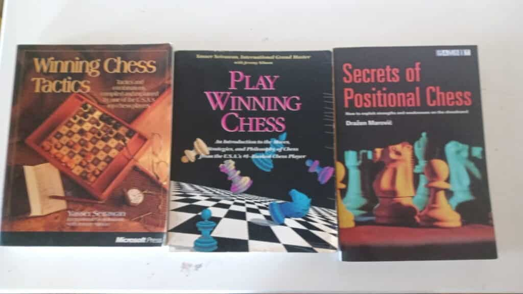 Sebos online tem livros para aprender xadrez