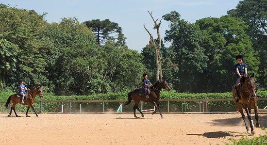 lugar andar de cavalo